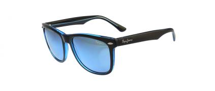 PJ7079 BLACK/BLUE